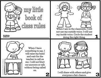 Class Rules Bundle- with BOOM Cards by Having A Fields Day