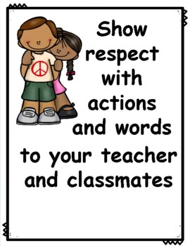 Classroom Management: Activities and Posters by