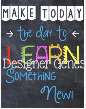 classroom motivation poster make