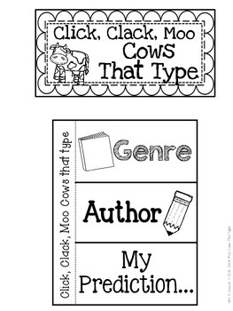 Click, Clack, Moo Cows That Type Journeys Interactive Unit