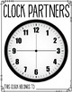 Clock Partners A Management Tool for Pair Sharing and