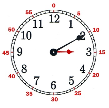 Telling Time: 5 Minute Intervals by Autism Exercise