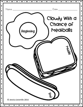 Cloudy with a Chance of Meatballs Mini Unit with