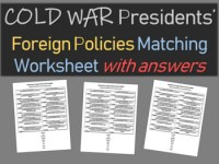 Cold War Worksheets Photos - mindgearlabs