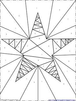 Middle School Math Coloring Pages Bundle by Lindsay Perro
