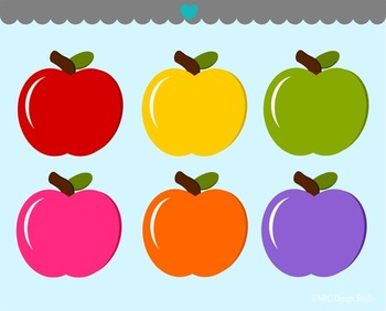 apples clipart commercial