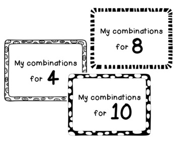 Common Core: Developing Fluency with Number Bracelets by