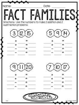 Common Core Math Printables fo Second Grade by Berry