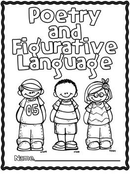 Common Core Poetry and Figurative Language Unit- 3-4-5