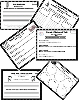 Common Core Text Exemplar Read Alouds Performance Tasks
