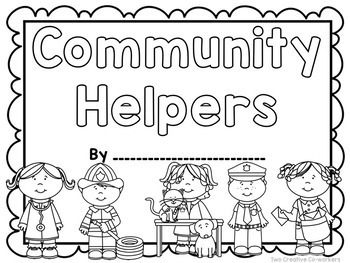 Community Workers / My School Community Helpers