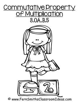 3rd Grade Go Math 3.6 Commutative Property of