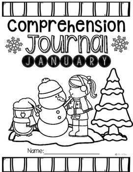Comprehension Passages: January Journal Common Core