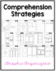 Comprehension Strategy Set: Posters, Bookmarks, and
