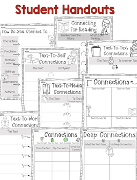 Making Connections: Interactive and Editable Anchor Charts