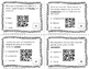 Context Clues With QR Codes Task Cards by Positively