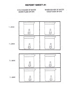 Convection Demonstrations & Lab (heat transfer) by Lesson