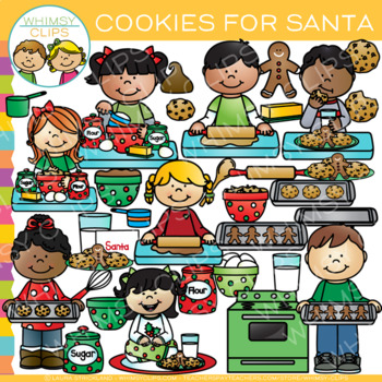 cookies christmas clip art