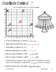 Coordinate Plane/Grid and Ordered Pairs Worksheet by