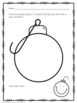 Coping for Christmas: A Kindergarten Coping Skills
