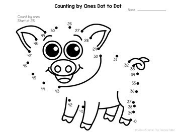Counting Unit for Grade 1 (Ontario Curriculum) by The