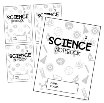 Cover Page for Interactive Science Notebooks by