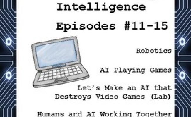 Crash Course Ai 11 15 Robotics Ais And Video Games