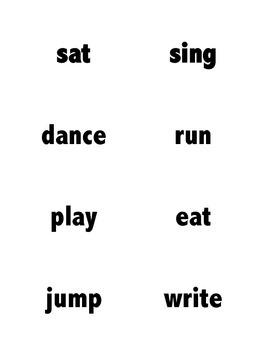 Creating Sentences Activity {Noun & Verb activity} by The