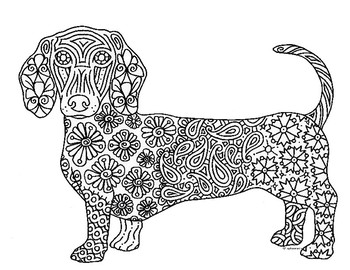 Detailed Zentangle Christmas Coloring Pages Novocom Top