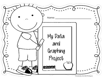 Data and Graphing Project for Primary Grades by Danielle