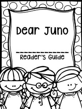 Dear Juno Supplemental Activities (Reading Street Lesson