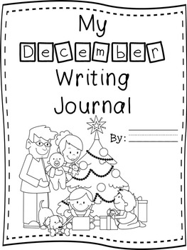 December, She Wrote! My December Writing Journal {20