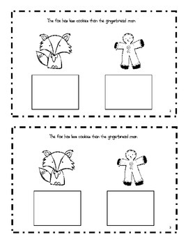 December Themed Math Journals--Common Core Aligned by