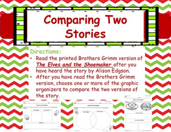 December/Winter Common Core Lesson Plan & Centers: The
