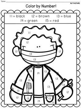 Dental Health Activities (Kindergarten) by My Study Buddy