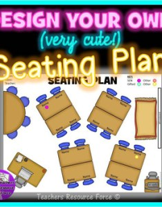 Editable classroom seating chart template with movable images also teaching resources teachers pay rh teacherspayteachers