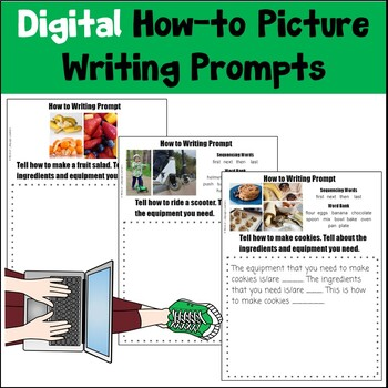 digital how to writing prompts