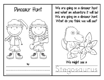 Dinosaur Unit for Early Elementary by Once Upon a Creative