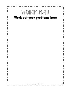 Division Task Cards With and Without Pictures by Live Love
