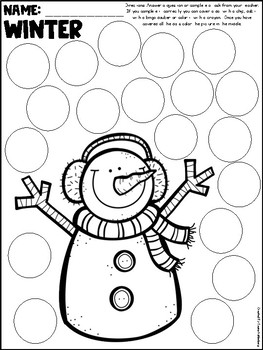 Dot To Dot {Open Ended Printables for the Whole Year!} by