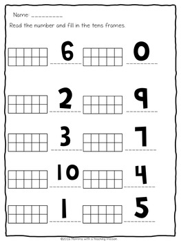 Dots to Digits Making Meaning of Numbers by Momma with a