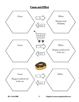 Dragon Gets By ~ Dav Pilkey ~ Language Arts Workbook ~ 2nd
