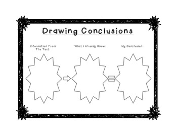 Silkadze: 35+ Ideas For Drawing Conclusions Graphic