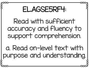 ELA Standards for Fifth Grade Georgia Standards of