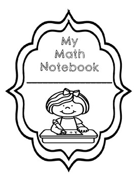 ENGLISH Interactive Notebook Covers to Color In by Ms