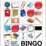Esl Game Classroom Vocabulary Bingo By Donald S English