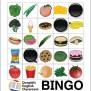 Esl Games Food Bingo By Donald S English Classroom Tpt