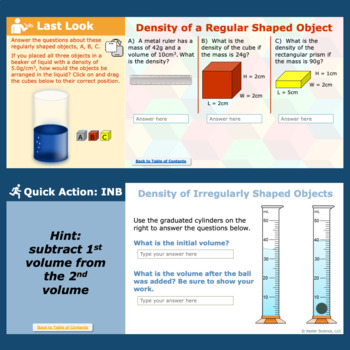 Earth Science Interactive Notebook Pages by Kesler Science