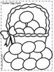 Easter Egg Sight Word Hunt for Kindergarten by Lindsey