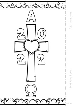 Easter: Paschal Candle {Bible Theme} by Ponder and
